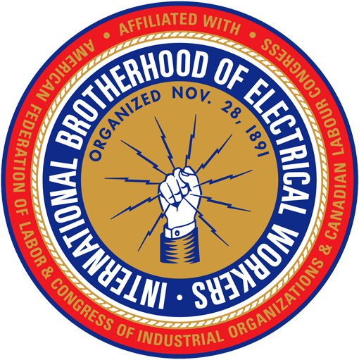 Image result for ibew logo